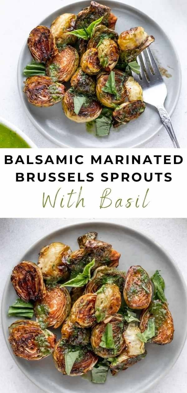 marinated brussels sprouts basil pin
