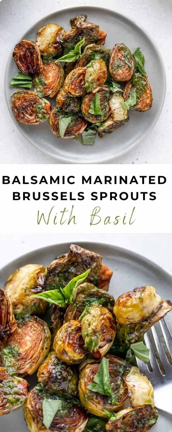 marinated brussels sprouts pin