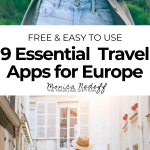 9 Essential Travel Apps for Europe