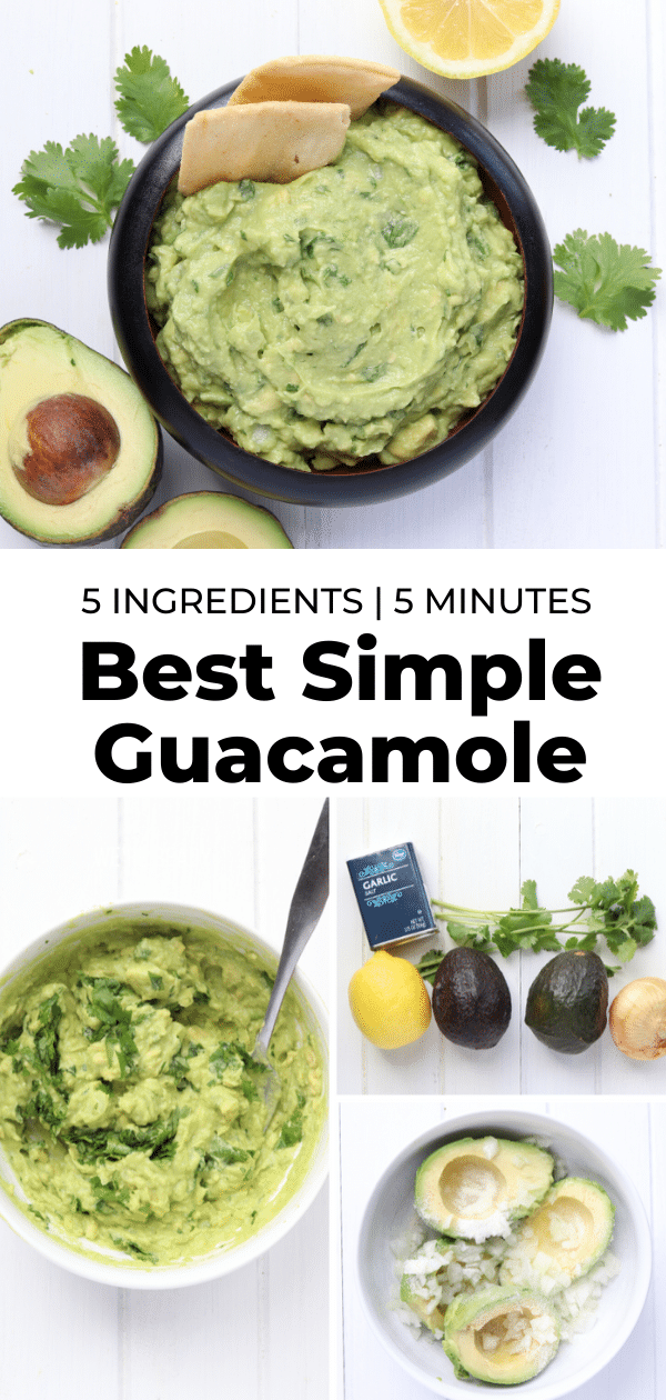 simple guacamole pin