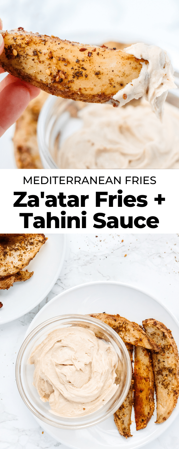 zaatar fries pin