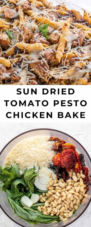 sun dried tomato pesto chicken pin