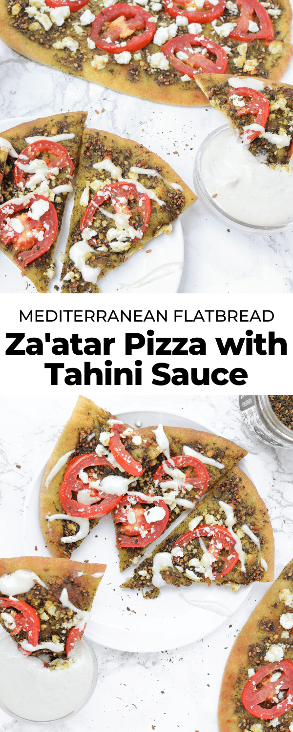 zaatar pizza pin