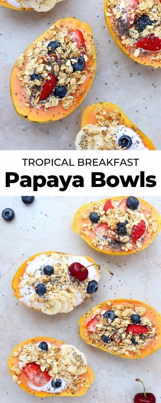 papaya bowl pin