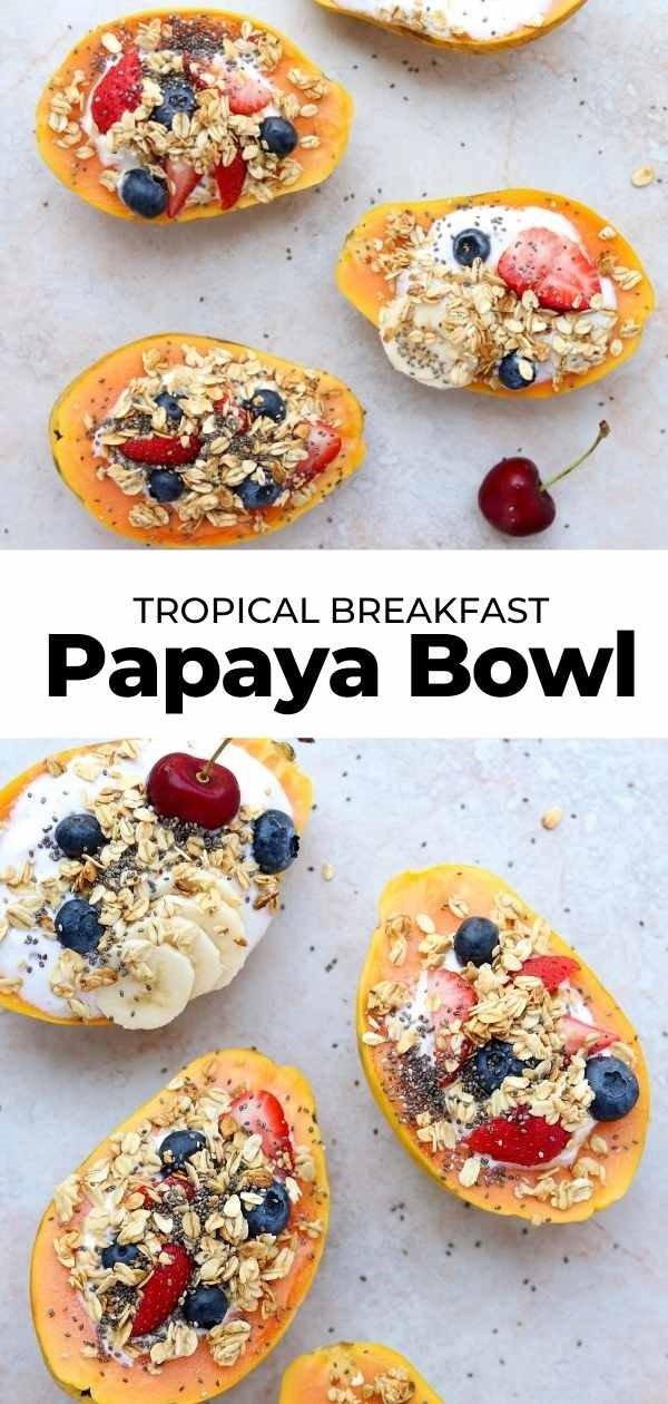 papaya boat pin