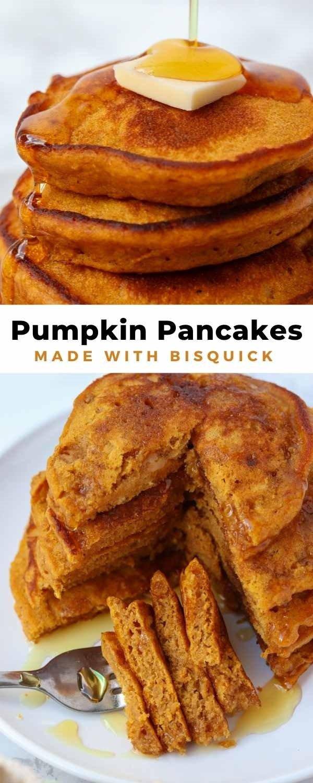 pumpkin pancakes pin