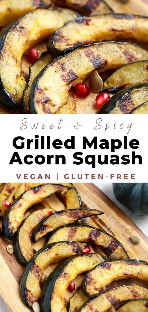 maple acorn squash pin