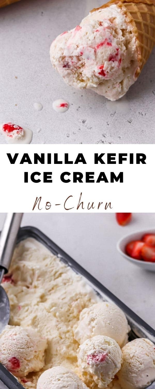 kefir ice cream pin